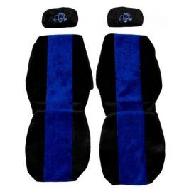 F-CORE Potahy na sedadla PS06, modré