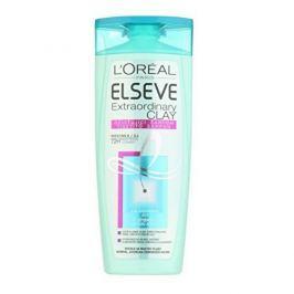 L'Oréal Čisticí šampon pro mastné vlasy Elseve Extraordinary Clay (Objem 400 ml)