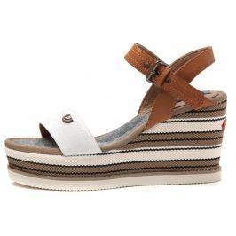 Wrangler dámské sandály Jeena Sunshine Strap 39 bílá Doplňky do domácnosti