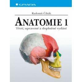 Čihák Radomír: Anatomie 1 - 3. vydání