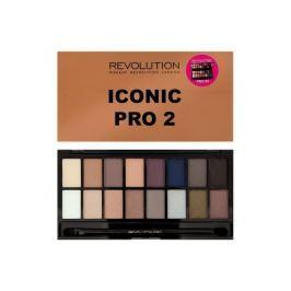 Makeup Revolution Paletka očních stínů Iconic Pro (Eye Shadow Palette) 16 g (Odstín Iconic Pro 2)