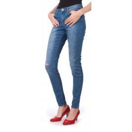Brave Soul dámské jeansy Annadenr XS modrá
