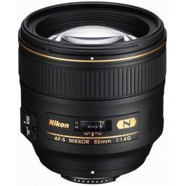 Nikon Nikkor AF 85 / 1,4 G - rozbaleno