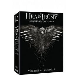 Hra o trůny / Game of Thrones - 4. série (4BD VIVA balení)   - Blu-ray