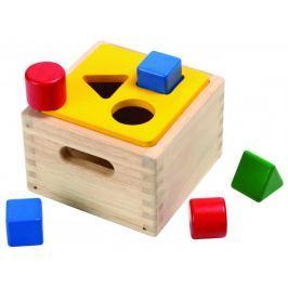 Plan Toys Třídění tvarů
