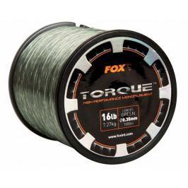 Fox Vlasec Torque Carp Line Low Vis Green 850 m 0,38 mm, 9,55 kg