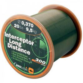 ProLogic Vlasec Interceptor Long Distance 300 m Green 0,25 mm, 5,5 kg