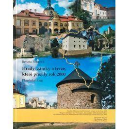 Pourová Renata: Hrady, zámky a tvrze, které přežily rok 2000 - Plzeňský kraj