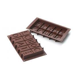 Silikomart Silikonová forma na čokoládu I LOVE CHOCOLATE
