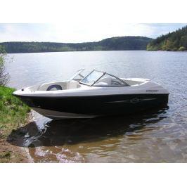 Poukaz Allegria - jízda v motorovém člunu na Orlíku