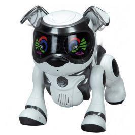 Cobi TEKSTA robotické štěně ovládané hlasem černé