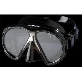 ATOMIC AQUATICS Maska Atomic SUBFRAME Medium, potápěčské brýle, černá/černá