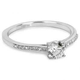 Brilio Silver Stříbrný zásnubní prsten 31G3050 (Obvod 58 mm) stříbro 925/1000