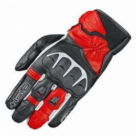 Held rukavice DASH vel.10 černá/červená, kůže