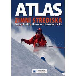 Atlas - Zimní střediska (Česko, Polsko, Slovensko, Rakousko, Itálie)