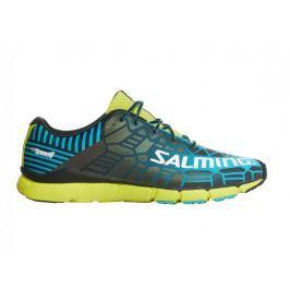 Salming Speed 6 Men Blue/Lime 42.7