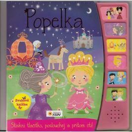 Popelka - zvuková knížka