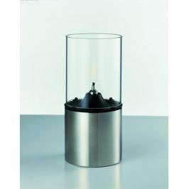 Stelton Olejová lampa Classic čiré sklo,18x8,5 cm