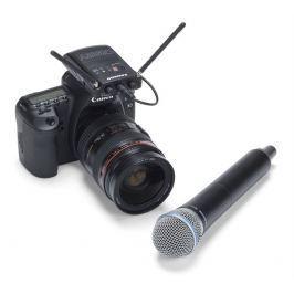 Samson Concert 88 Camera Handheld F Bezdrátový reportážní set s mikrofonem