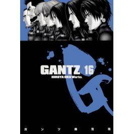 Oku Hiroja: Gantz 16