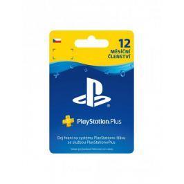 Sony PlayStation Plus 365 dní karta (CZE) Doplňky do domácnosti