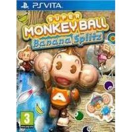 Super Monkey Ball: Banana Splitz (PSVITA)