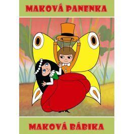 Maková panenka - Omalovánky A4