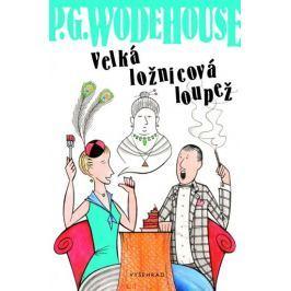 Wodehouse Pelham Grenville: Velká ložnicová loupež