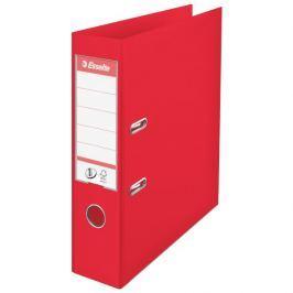 Pořadač pákový Esselte No.1 POWER VIVIDA, celoplastový A4 7,5 cm červený Pořadače