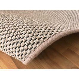 Kusový světle béžový koberec Nature 200x300 cm