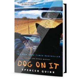 Quinn Spencer: To chce psa - Chet a Bernie, záhada první