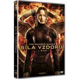 Hunger Games: Síla vzdoru 1. část    - DVD