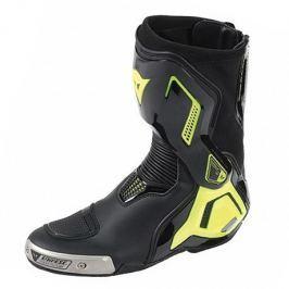 Dainese boty TORQUE D1 OUT vel.44 černá/fluo žlutá (pár)