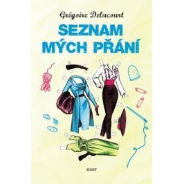 Delacourt Grégoire: Seznam mých přání