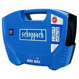 Scheppach AIR FORCE - Bezolejový kompresor