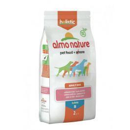 Almo Nature Small Adult - Losos s rýží 2kg
