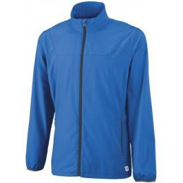Wilson M Team Woven Jacket New Blue S