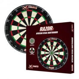 XQMax Darts Sisalový terč Razor 1