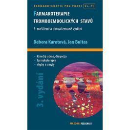 Debora Karetová, Jan Bultas: Farmakoterapie tromboembolických stavů