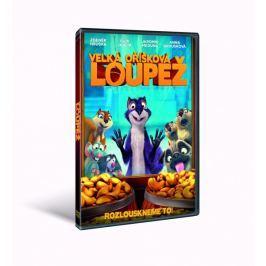 Velká oříšková loupež - DVD