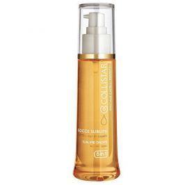 Collistar Rozjasňující sérum pro lesk suchých vlasů (Sublime Drops) 100 ml