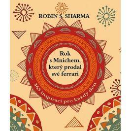 Sharma Robin S.: Rok s mnichem, který prodal své ferrari - 365 inspirací pro každý den