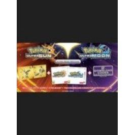 Pokémon Ultra Sun / Ultra Moon - Ultra Dual Edition (3DS)