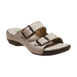 SANTÉ Zdravotní obuv dámská N/124/3/26 světle béžová (Velikost vel. 36)
