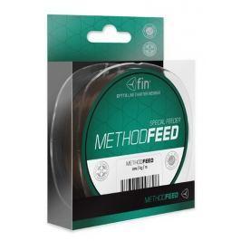 FIN Vlasec Method Feed Hnědá 150 m 0,14 mm, 4 lb