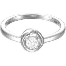 Esprit Stříbrný prsten se zirkonem ESPRIT-JW50036 (Obvod 57 mm) stříbro 925/1000