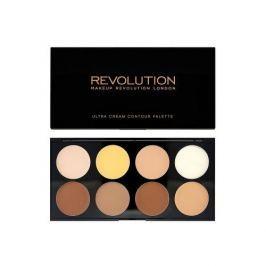 Makeup Revolution Ultra krémová konturovací paletka (Ultra Cream Contour Palette)