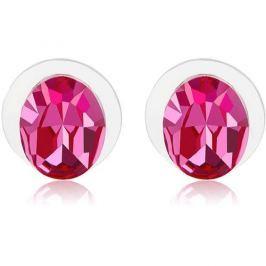 Vicca Náušnice Oval Pink OI_405038_pink