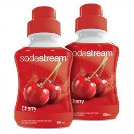 Sodastream Příchuť Třešeň 2x 500 ml