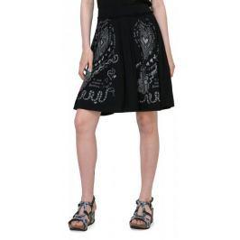Desigual dámská sukně Lola XS černá
